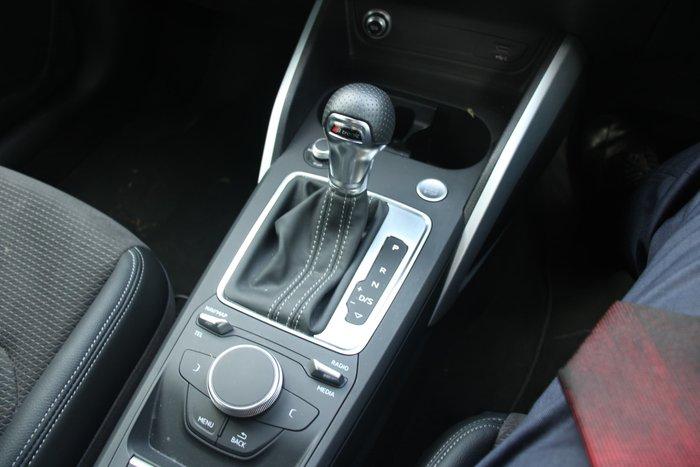 2019 Audi Q2 40 TFSI sport GA MY19 Four Wheel Drive White