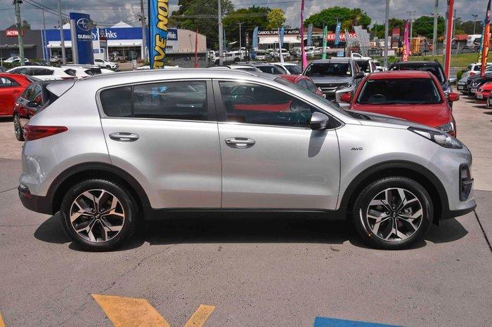 2020 Kia Sportage SX QL MY20 4X4 On Demand Silver