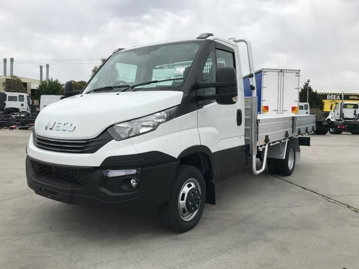 2020 Iveco Daily 45C17 A8 null White