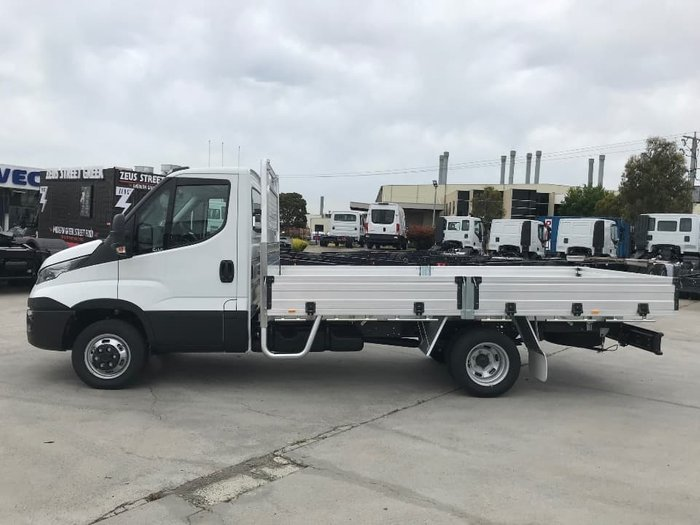 2020 Iveco Daily 45C17 A8 White