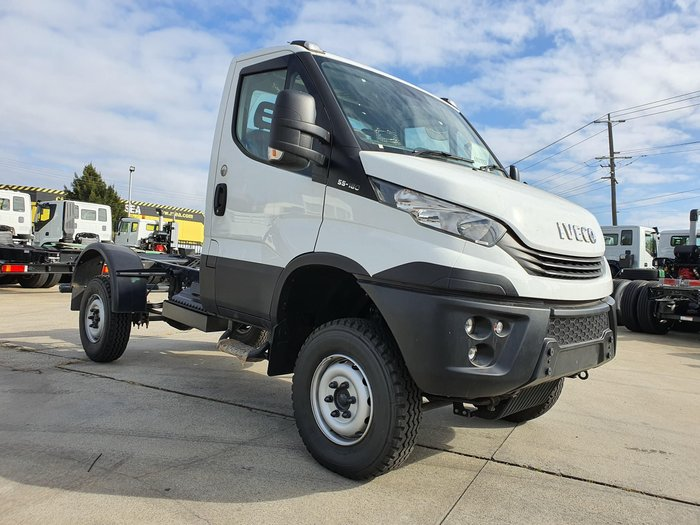 2020 Iveco Daily 55S17W null White