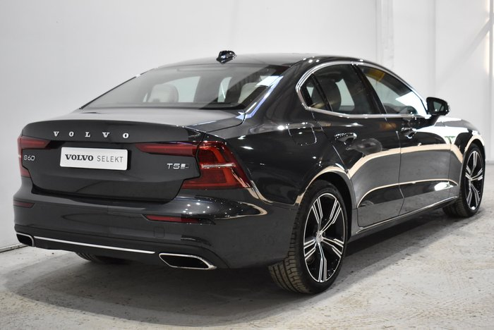 2019 Volvo S60 T5 Inscription MY20 4X4 On Demand Grey