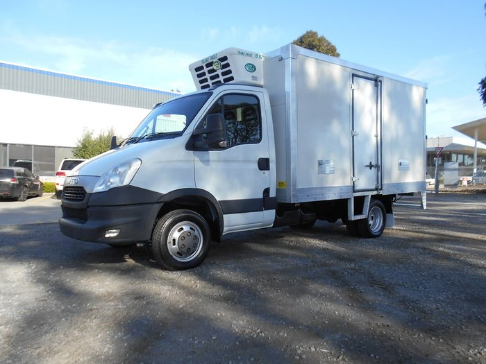 2013 IVECO DAILY 45C17 null null White
