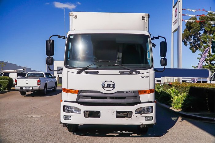 2015 UD MK 11250 null null WHITE