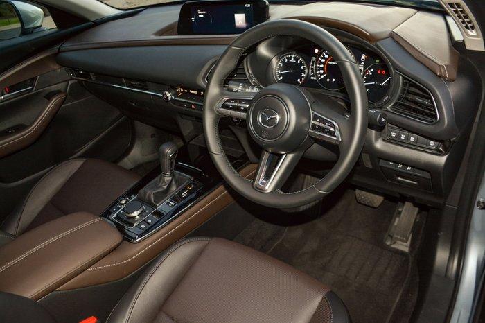 2019 Mazda CX-30 G25 Touring DM Series Silver