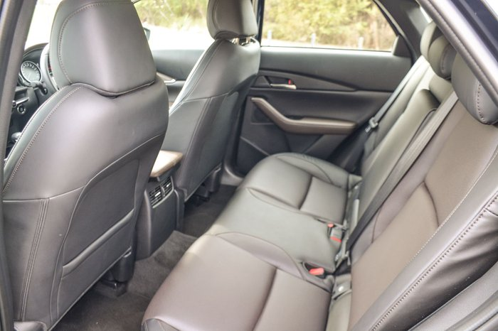 2019 Mazda CX-30 G20 Touring DM Series Blue