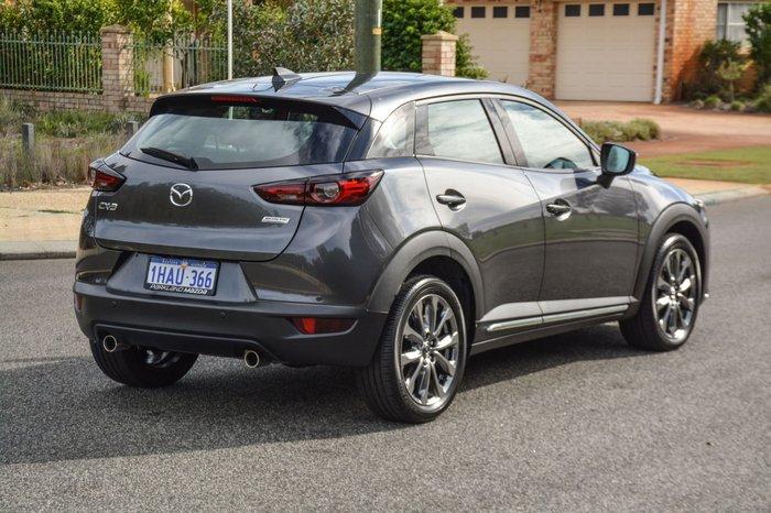 2019 Mazda CX-3 Akari LE DK Grey