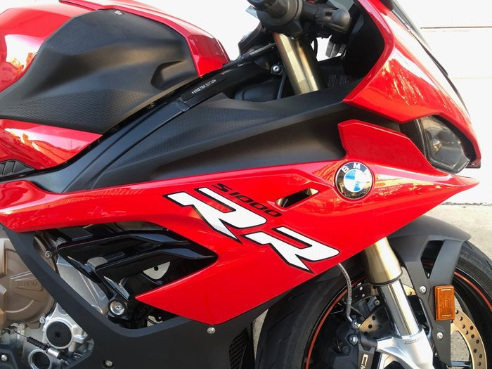 2019 BMW S 1000 RR RED