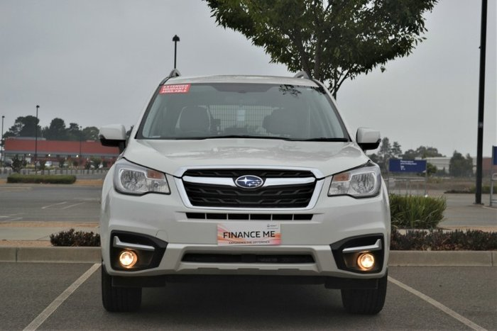 2017 Subaru Forester 2.5i-L S4 MY17 Four Wheel Drive CRYSTAL WHITE PEARL