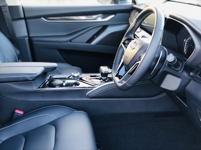 2020 LDV D90 EXECUTIVE D90 SUV 4WD Executive Die METAL BLACK