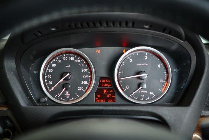 2014 BMW X6 xDrive40d E71 LCI MY14 4X4 Constant Black