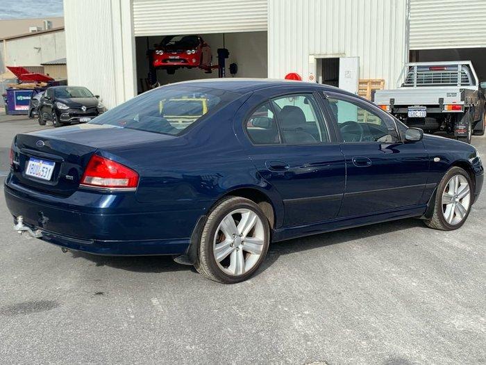 2003 Ford Falcon XT BA Blue
