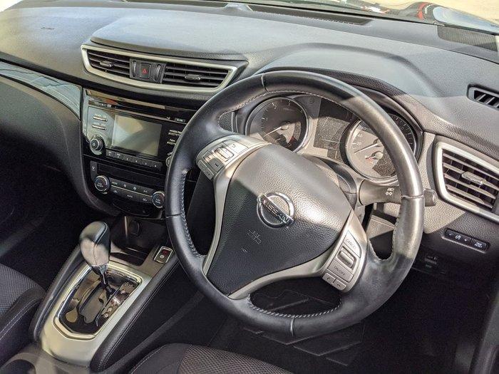 2017 Nissan QASHQAI TS J11 Black