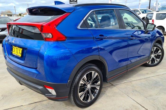 2018 Mitsubishi Eclipse Cross ES YA MY18 Blue