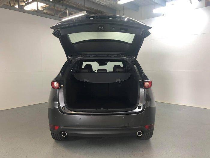 2019 Mazda CX-5 Akera KF Series 4X4 On Demand Grey
