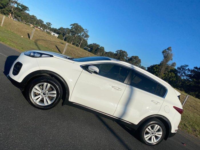 2016 Kia Sportage Si QL MY16 White