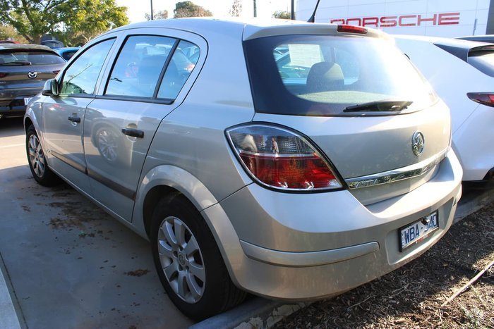 2008 Holden Astra CD AH MY08 Gold