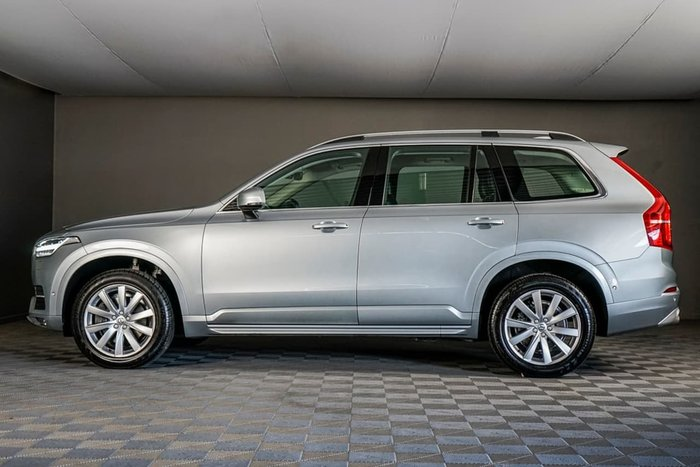 2016 Volvo XC90 T6 Momentum MY16 4X4 On Demand Silver