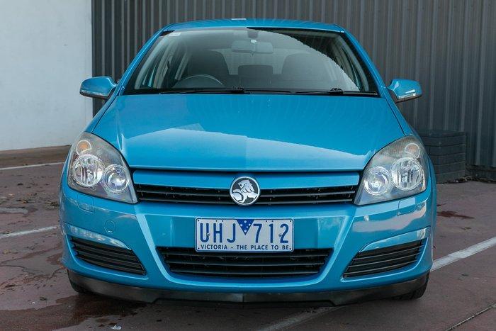 2005 Holden Astra CDX AH MY05 Blue