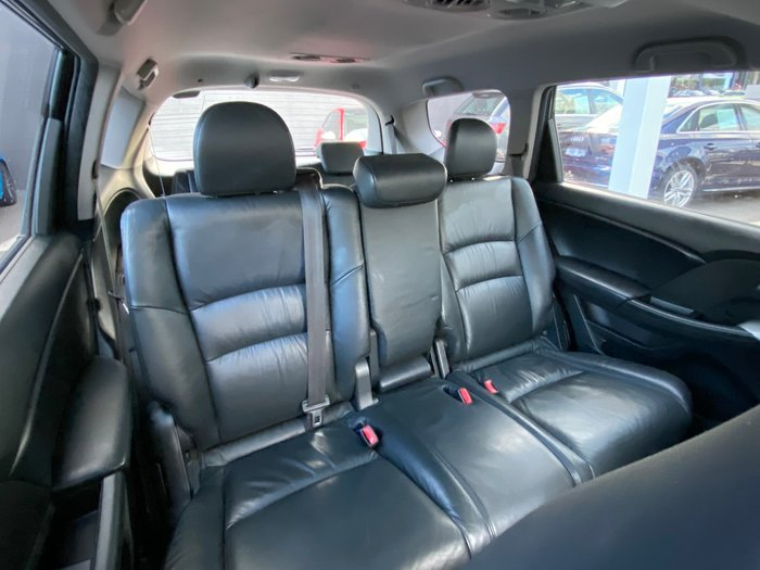 2012 Honda Odyssey Luxury 4th Gen MY12 Grey