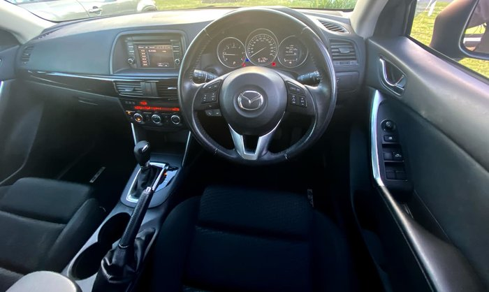 2014 Mazda CX-5 Maxx Sport KE Series MY14 4X4 On Demand Black