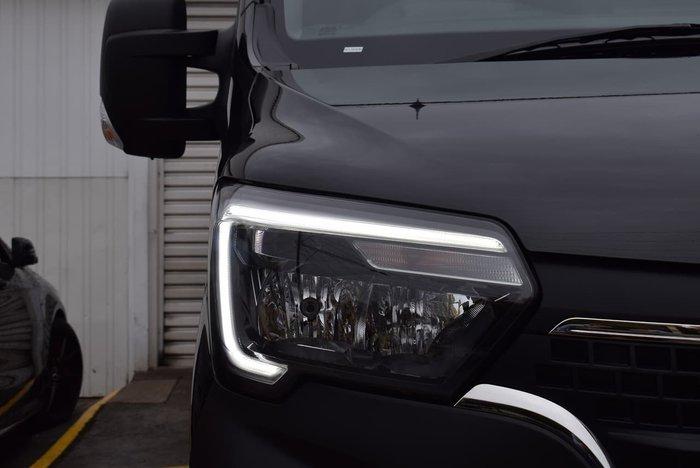 2020 Renault Master Pro 110kW X62 Phase 2 MY20 Black