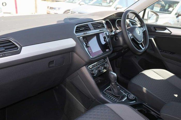 2020 Volkswagen Tiguan 132TSI Comfortline 5N MY20 Four Wheel Drive Pure White