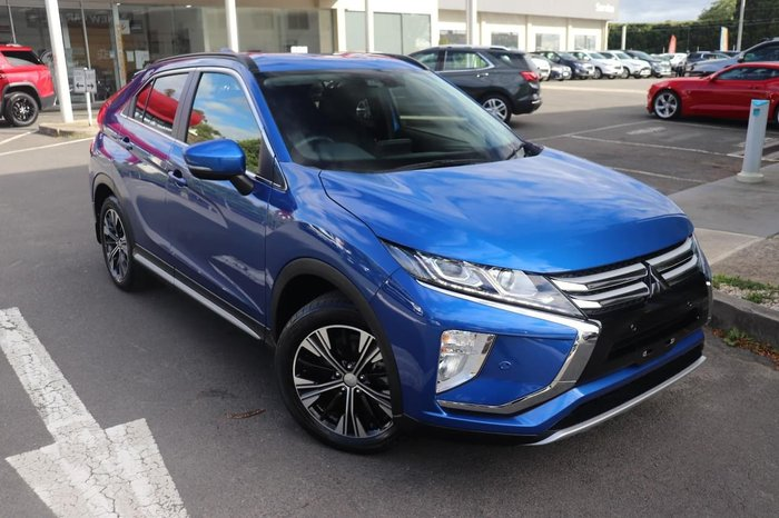 2018 Mitsubishi Eclipse Cross LS YA MY18 Blue