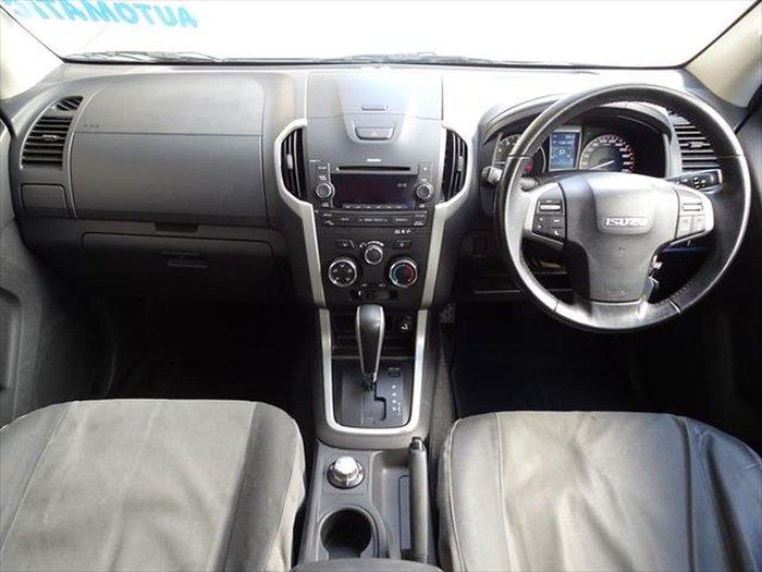 2015 Isuzu D-MAX LS-U MY15 4X4 Dual Range White