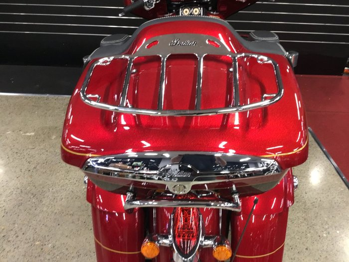 2018 Indian ROADMASTER ELITE Red
