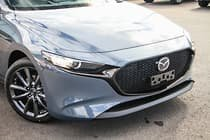2020 Mazda 3 G25 Evolve BP Series Grey