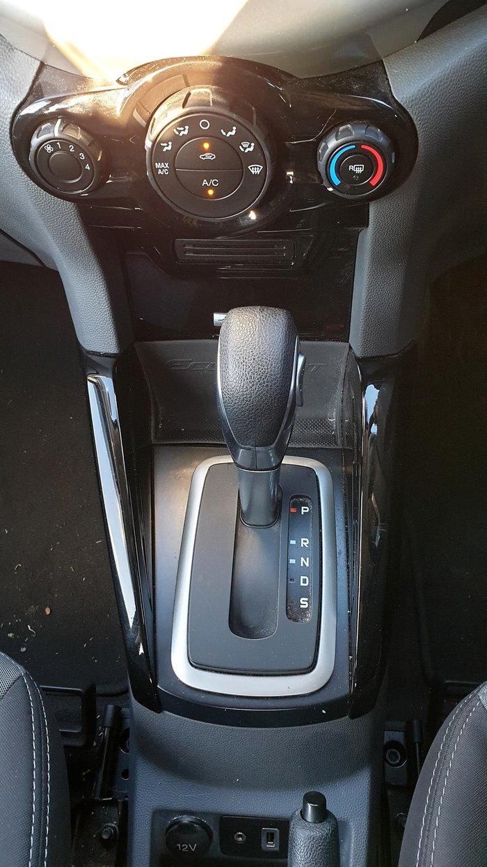2016 Ford EcoSport Ambiente BK Grey