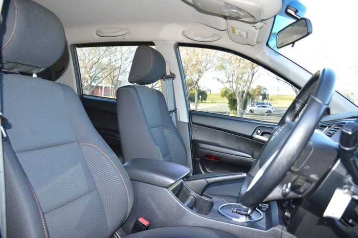 2015 SsangYong Actyon Sports SX Q150 MY14 4X4 marble grey