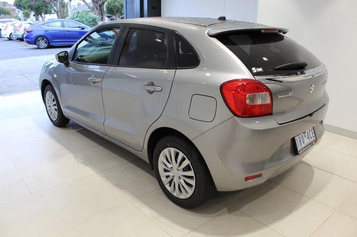 2019 Suzuki Baleno GL EW Series II Silver