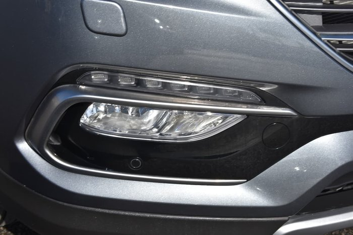 2015 Hyundai Santa Fe Highlander DM3 Series II MY16 4X4 On Demand Silver