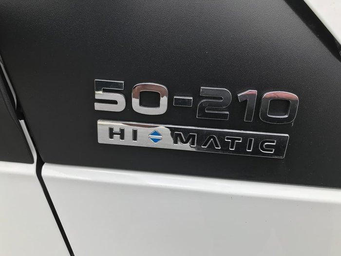 2019 IVECO 50C17 DUAL CAB null null WHITE