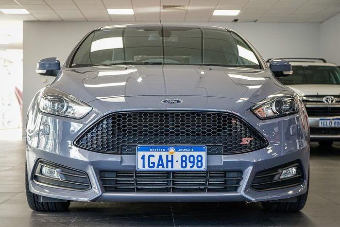 2015 Ford Focus ST LZ Grey