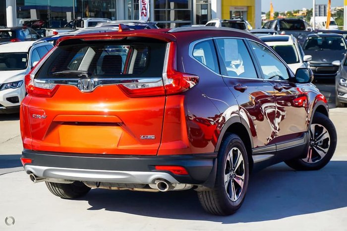 2020 Honda CR-V VTi RW MY20 Red