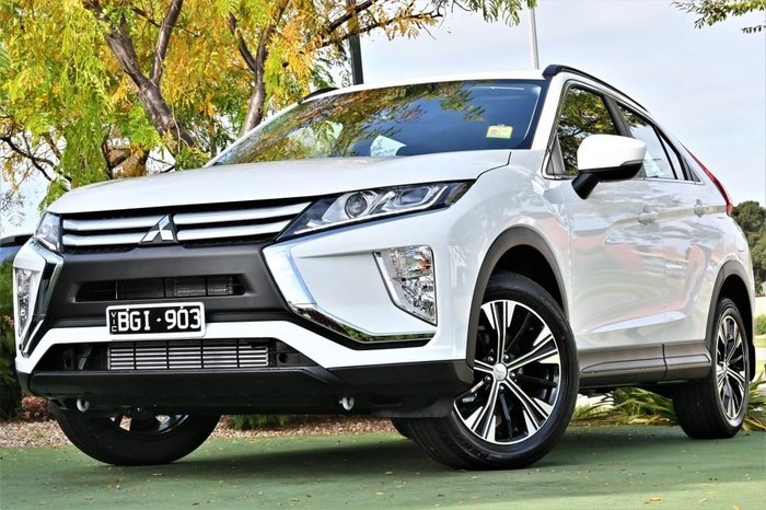 2020 Mitsubishi Eclipse Cross ES YA MY20 White