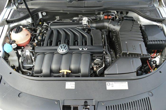 2012 Volkswagen CC V6 FSI Type 3CC MY13 Four Wheel Drive SILVER
