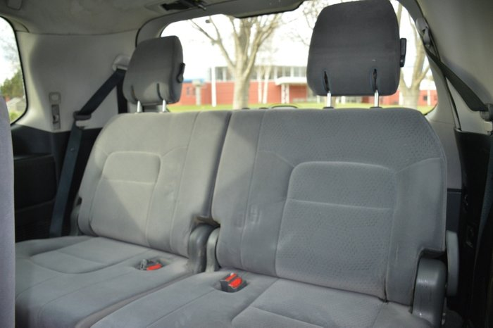 2009 Toyota Landcruiser GXL VDJ200R MY10 4X4 Constant BLACK