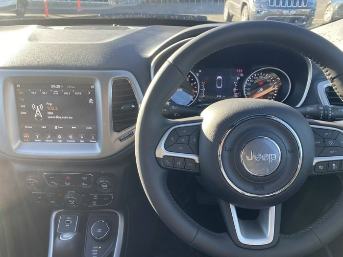 2020 Jeep Compass S-Limited M6 MY20 4X4 On Demand WHITE