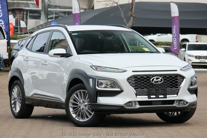 2019 Hyundai Kona Elite D-CT AWD
