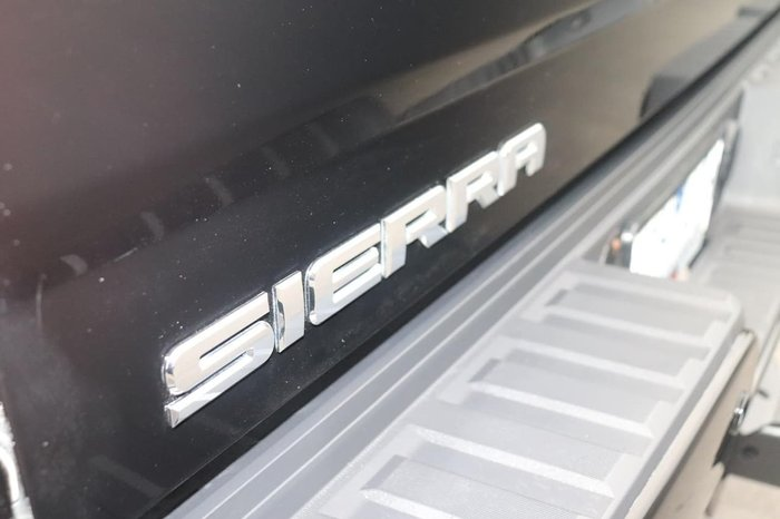 2015 GMC SIERRA 2500HD Denali (No Series) Black