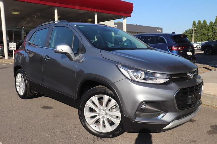 2019 Holden Trax LTZ TJ MY19 Grey