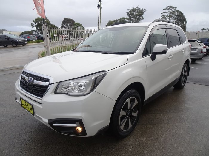 2016 Subaru Forester 2.5i-L S4 MY16 Four Wheel Drive White