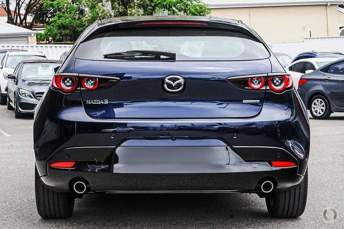 2019 Mazda 3 G25 Astina BP Series Blue