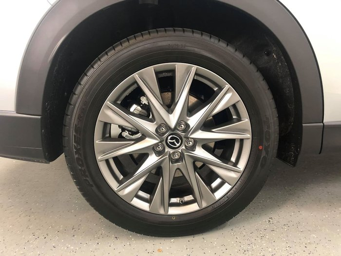 2020 Mazda CX-8 GT KG Series Silver