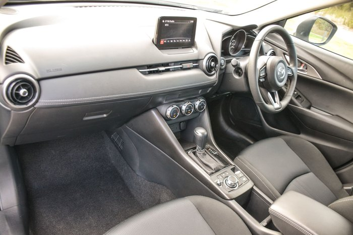 2019 Mazda CX-3 Maxx Sport DK White
