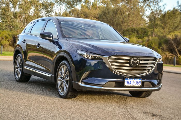 2019 Mazda CX-9 Azami LE TC 4X4 On Demand Blue